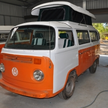 Jake & Amy\'s project camper