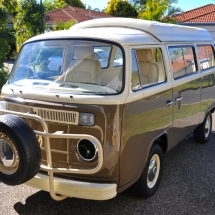 Jim\'s Brown Bus