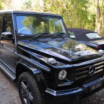 Mercedes G Wagon Custom