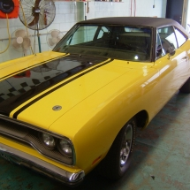 Plymouth Vinyl Roof
