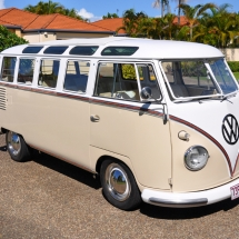 Samba Wedding Bus