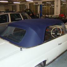 \'65 Mercedes Convertible