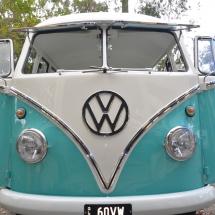 Andrew's 1960 Bus