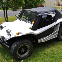 Beach Buggy Soft Top Fully Enclosed