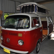 Billy\'s Campervan