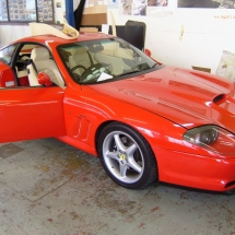 Ferrari 550 Dash