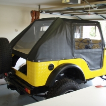 Jeep Softtop