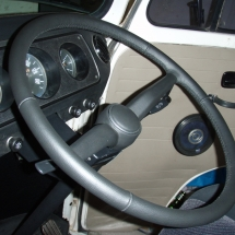 Leather Steering Wheel Nov 2010
