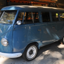 Ron's 1955 Splitty standard