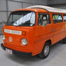 The Jenner\'s Campervan